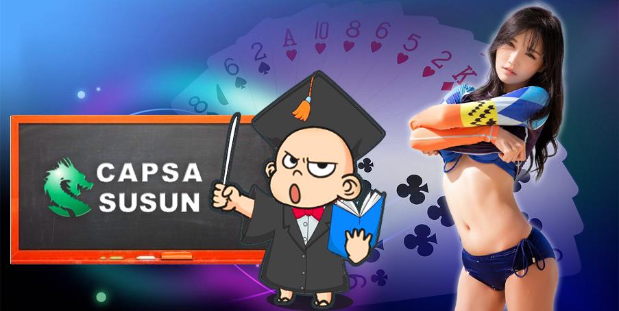 Kenali Game Unik Capsa Susun Dibanding Judi Poker Online